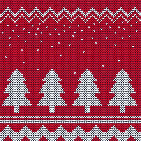 sueter: Ilustración de la Navidad Suéter feo de Diseño Vectores