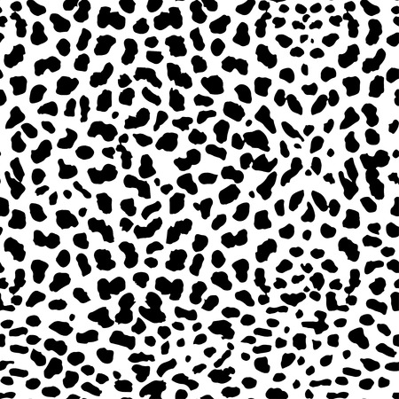 natura: Vector Illustration of Leopard Print Seamless Pattern. Wild texture for Design, Website, Background, Banner. Jaguar Template. Natura Wallpaper