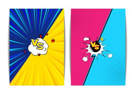Fight Bubble  Comics Style