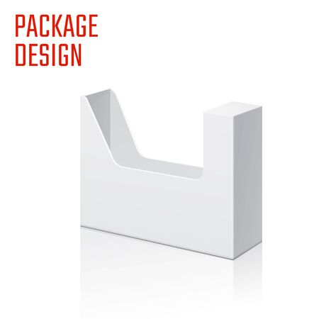 ardboard: Folding Pack 30 Illustration