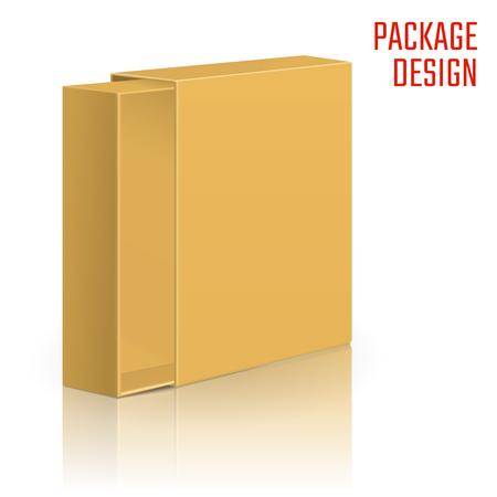 Carton Box vector illustration Illustration