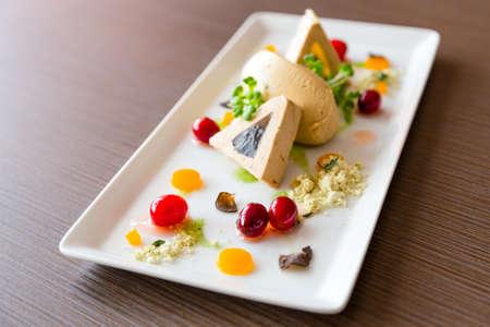 comida gourmet: Deliciosa comida gourmet