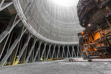 energia electrica: Potencia t�rmica interior de la planta