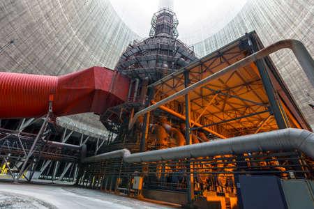carbone: Potenza termica impianto interno