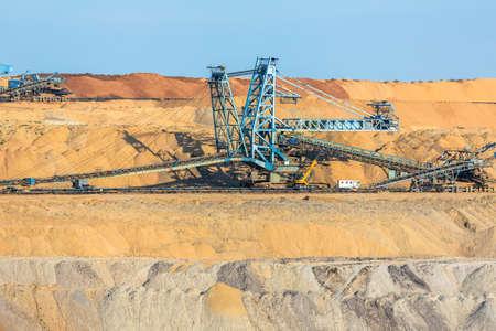 mineria: Maquinaria para la miner�a en la mina