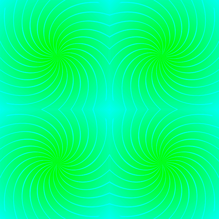 Turquoise and green seamless background