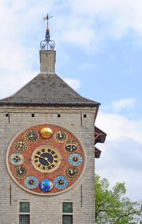 lier: World famous Zimmer tower, Lier, Belgium Stock Photo