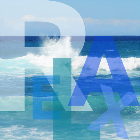 Relax ocean design.