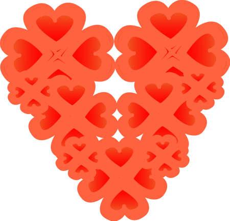 heart Stock Vector - 12482568