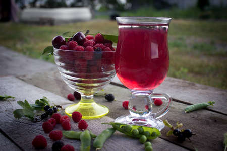 spica: summer mood Stock Photo