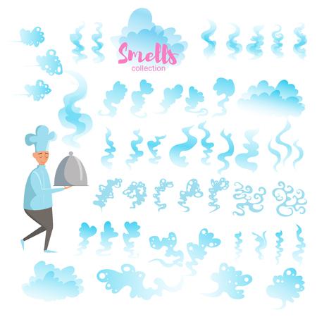 좋은 냄새로 설정하십시오. 스톡 콘텐츠 - 75204045