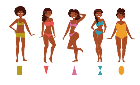 Tipo di figure femminili