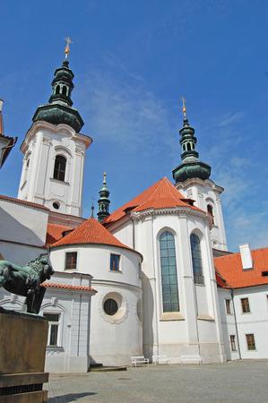 theological: Prague. Strahov Monastery