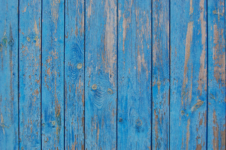 blue texture: wooden planks