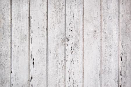 white wooden planks Standard-Bild