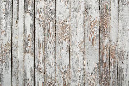 sienna: shabby wooden planks, white and sienna brown