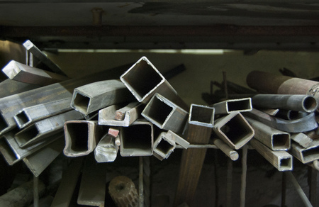 forger: rolled metal products. metal shapes