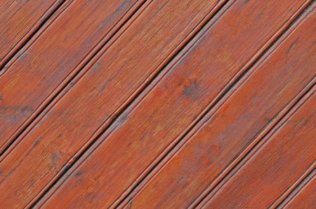 diagonal: Natural wooden planks. Diagonal