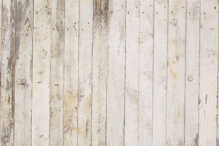 Houten planken, houten achtergrond, wit, grijs