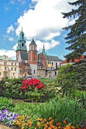 wawel: Wawel. Krakow
