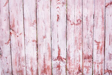 palisade: wooden planks, palisade red, white