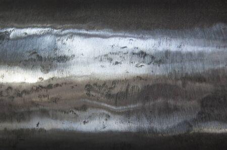 titanium: Metal background, texture of titanium, sheet of metal surface, steel