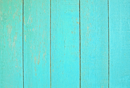 blue old wooden fence. wood palisade background. planks textureblue old wooden fence. wood palisade background. planks texture Stock Photo