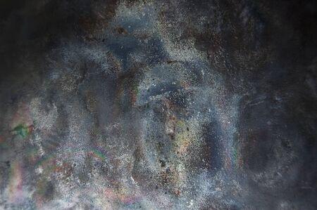 Metallhintergrund, Beschaffenheit des Titans, Blatt der Metalloberfläche, Stahl, Farbe Standard-Bild - 91211232