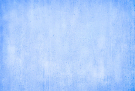 cement blue wall background