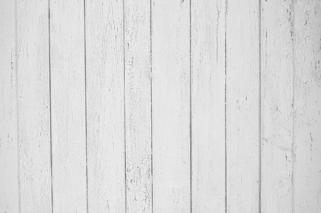 White old wooden fence. Wood palisade background. planks texture 版權商用圖片