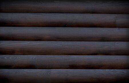 Dark wooden planks background