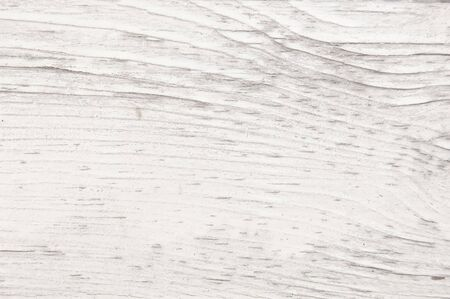 Vintage painted wooden texture. White horizontal background of wood. Standard-Bild - 133110976