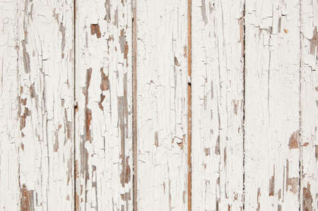 old wooden fence. wood palisade background. planks texture Standard-Bild