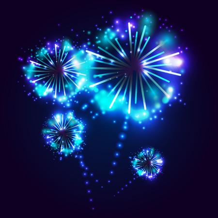presidential: Holiday firework