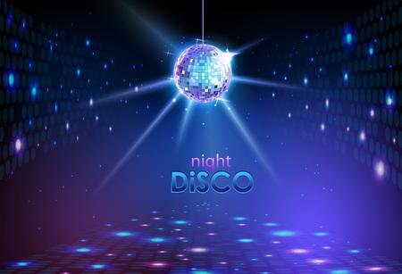 disco ball background