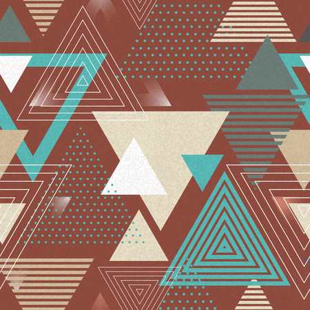 Abstract hipster poligon triangle background. Triangle pattern background.