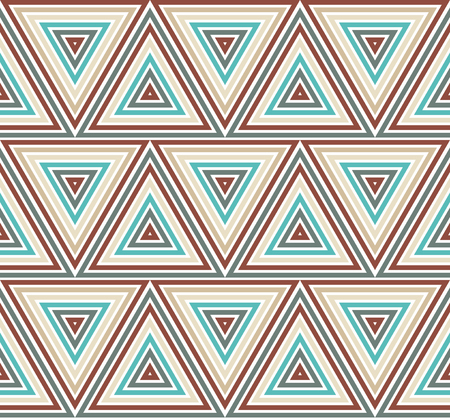 Abstract hipster poligon triangle background. Seamless Triangle pattern background.