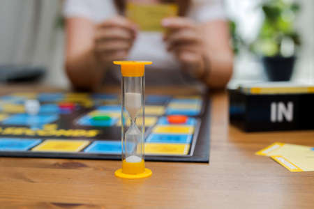 30 seconds board game, very fast party game, August 12, The Netherlands