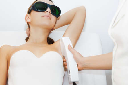 hair treatment: Laser epilation treatment