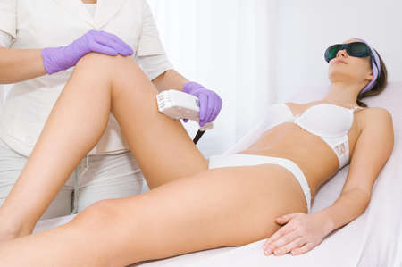 treatment: Laser epilation treatment