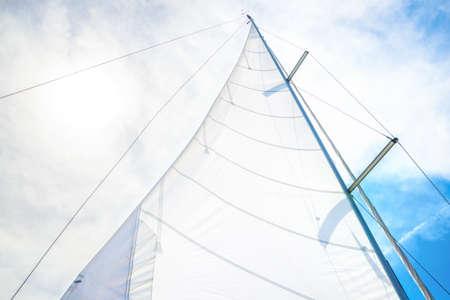 Sailing Фото со стока