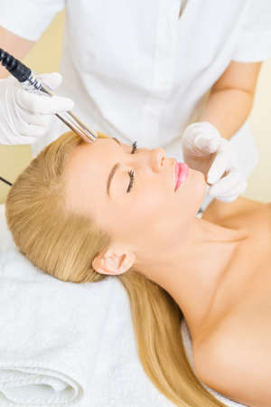 treatment: Microdermabrasion treatment