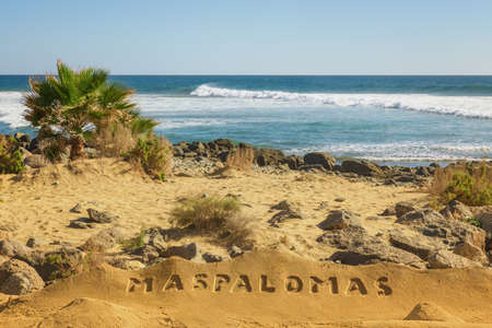 Welcome to Maspalomas
