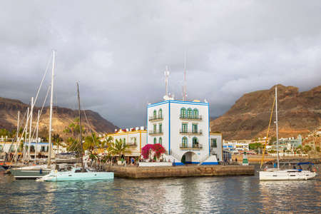 Puerto de Mogan, Gran Canaria, Canary islands