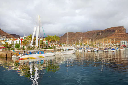Titel: Puerto de Mogan, Gran Canaria, Canary islands
