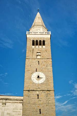 City Tower in Koper, Slovenia
