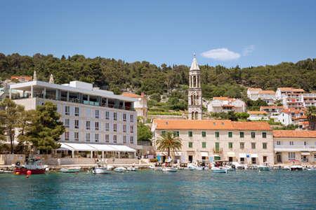 Town Hvar, on island Hvar, Croatia