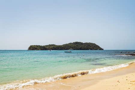May Rut Trong island, Vietnam