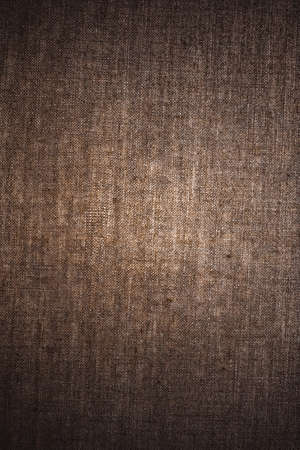Textile material, natural surface and vintage decor texture concept - Decorative old vintage linen fabric textured background for interior, furniture design and art canvas backdrop