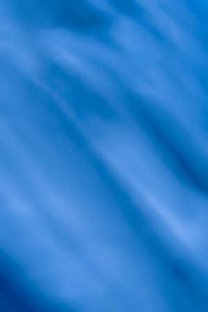 Concept de marque de vacances, de beauté glamour et de cyber-arrière-plans - Fond d'art abstrait bleu, texture de soie et lignes de vagues en mouvement pour un design de luxe classique